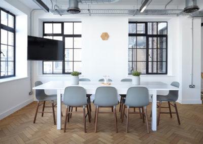 Projet de bureaux