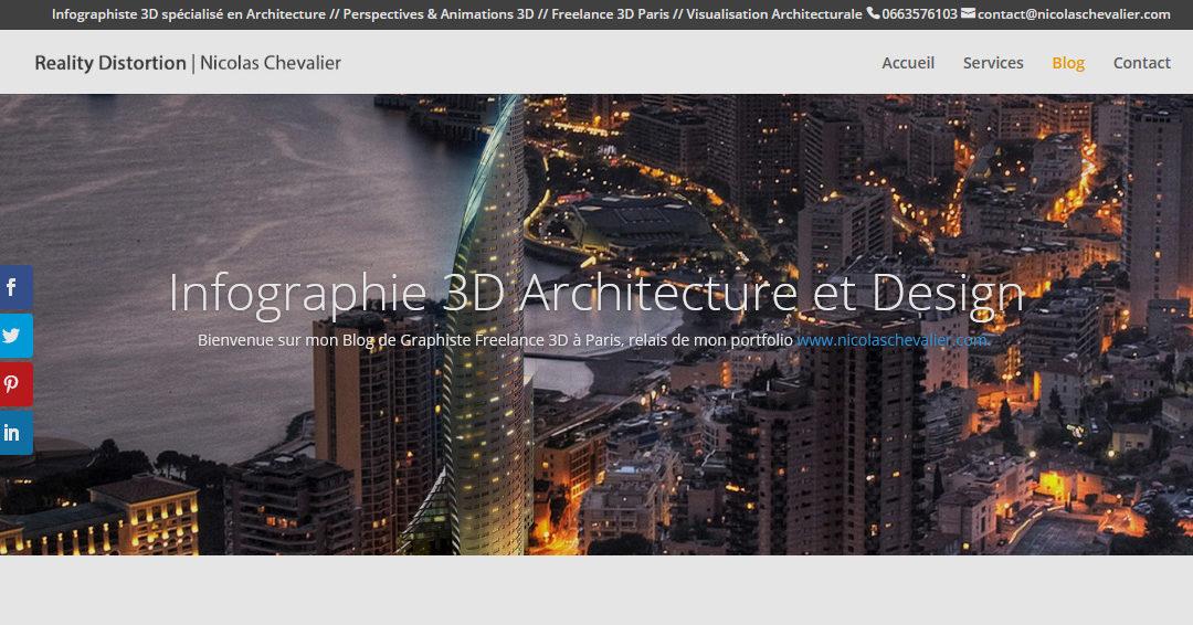 Blog – Visualisation 3D Réaliste – Architecture Immobilier Décoration